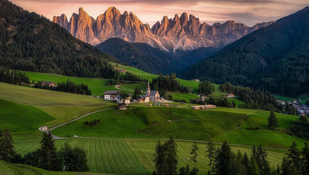 région d'italie